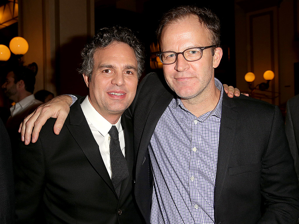 Mark Ruffalo on Spotlight: 'It Reawakens Us'