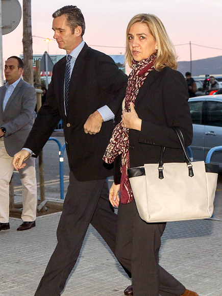 Spain's Princess Cristina Faces Historic Trial and Possible Prison Sentence