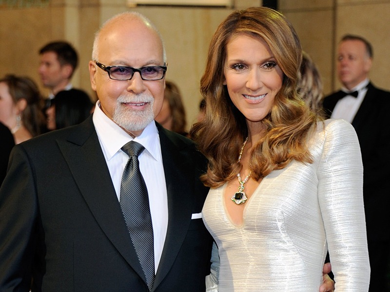 Stars Reach Out to Celine Dion, Tweet Their Prayers and Condolences