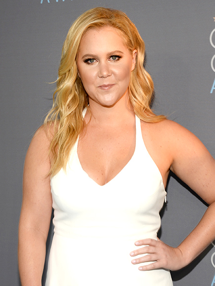 Amy Schumer Vanity Fair Interview on Trainwreck Shooting