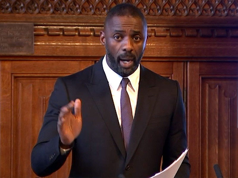 Idris Elba Says Hollywood's Diversity Problem Extends Across the Pond