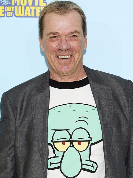 SpongeBob SquarePants: Rodger Bumpass Arrested for DUI