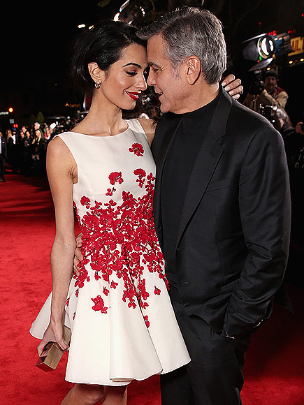George and Amal Clooney Are Picture Perfect at Hail, Caesar! Premiere with Channing Tatum, Jonah Hill and Josh Brolin