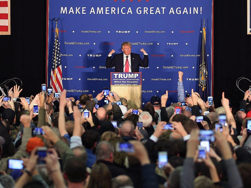 Donald Trump Wins Nevada Caucus, Marco Rubio & Ted Cruz Fight for Second
