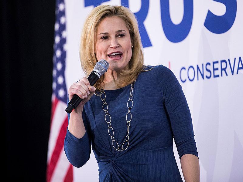 Heidi Cruz Talks Donald Trump's Mean Tweet, Husband Ted Cruz's Alleged Affairs