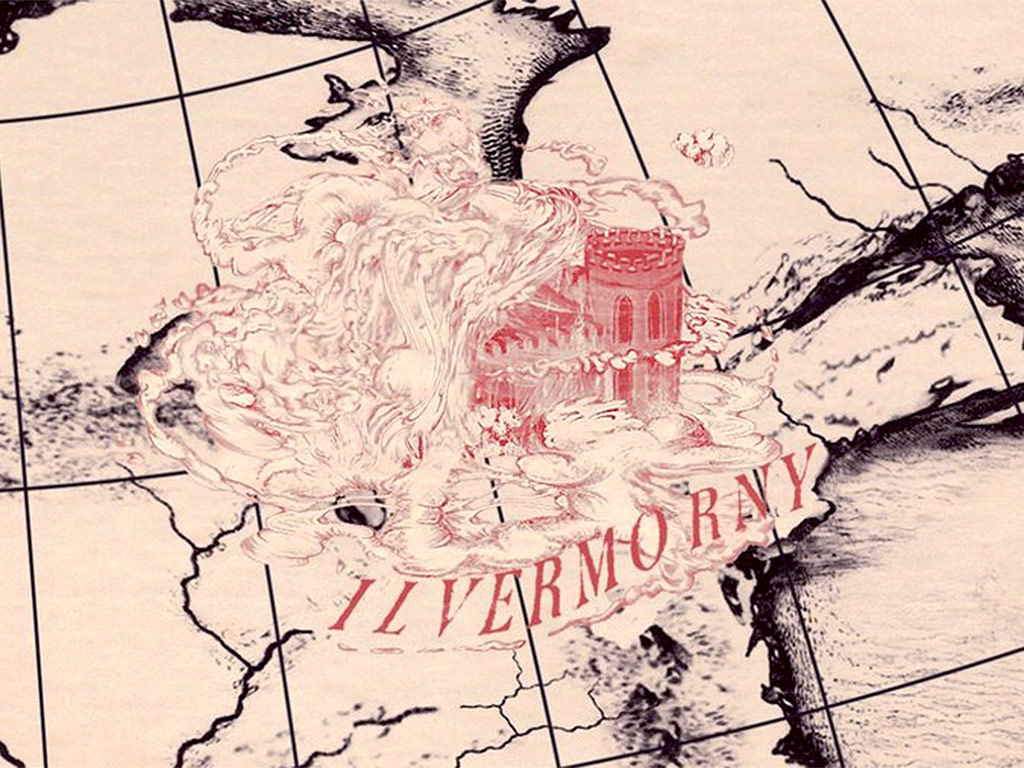 J.K. Rowling Reveals American Wizarding School Is Named Ilvermorny