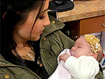 Bristol Palin Brings Baby Sailor to Work Following Her One-Month Maternity Leave