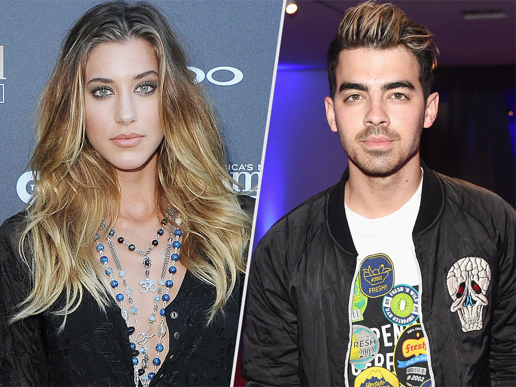 Joe Jonas and ANTM Contestant Jessica Serfaty Are Over