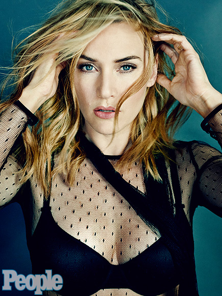 Kate Winslet I Was Told Would Only Play The Cute Fat