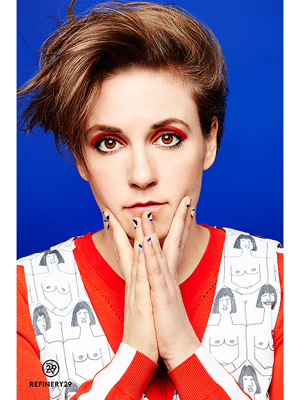 Lena Dunham Is Done with Letting Her Image Be Photoshopped