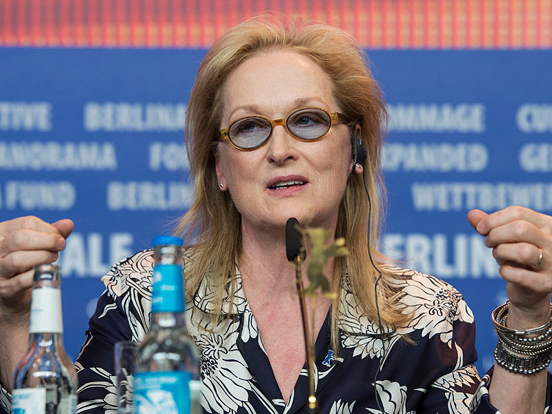 Meryl Streep Is 'Setting the Record Straight' About Diversity in Film Comments