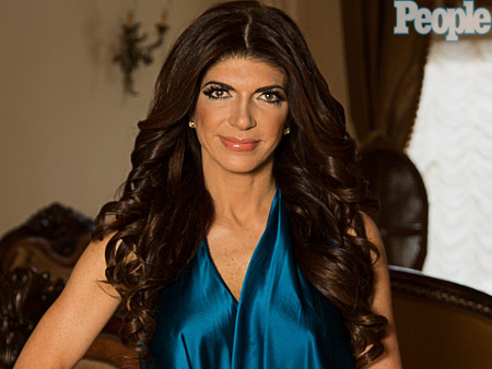 Teresa Giudice Tells All! All the Revelations – Maggots at Mealtime, Life After Prison and Her Fears for Joe – from Her Exclusive PEOPLE Interview