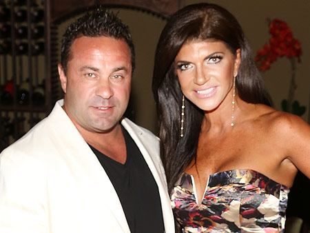 Teresa and Joe Giudice Address Reports That He Cheated While She Was in Prison