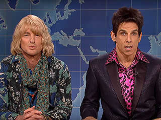 VIDEO: Ted Cruz ... or Tom Cruise? Zoolander Stars Break Down Presidential Race on SNL