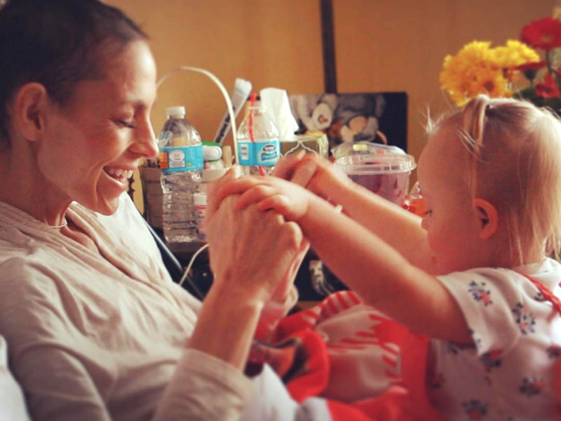 Joey Feek Cancer: Singer Celebrates Daughter Indiana's Second Birthday