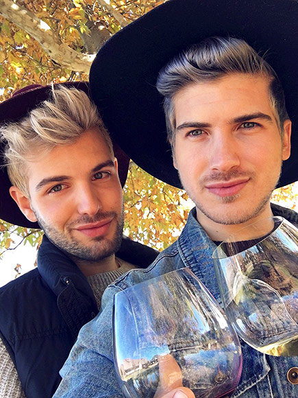 Meet Joey Graceffa S Boyfriend Daniel People Com