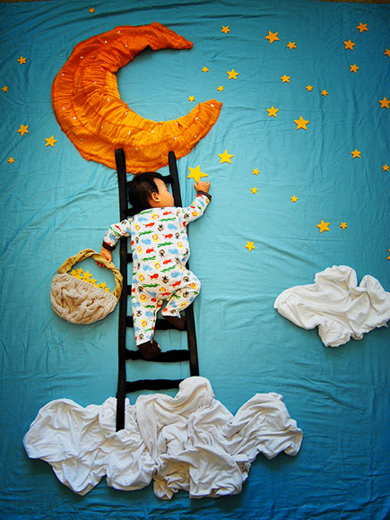 California Mom Turns Her Son's Playtimes Into Beautiful Works of Art