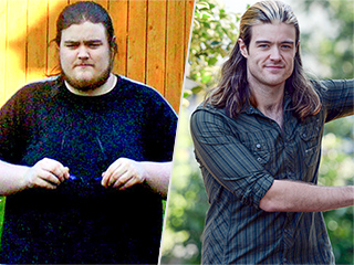 The Voice UK Contestant Reveals He Lost 168 Lbs. Before Auditioning