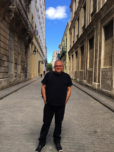 'I'm a Terrible Cuban' – One Editor's Powerful Journey to His Past