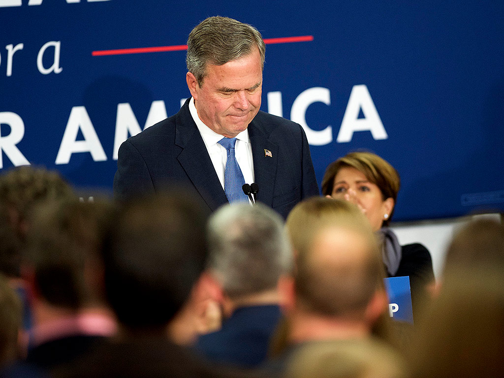George W. Bush on Brother Jeb's Exit from the Presidential Race