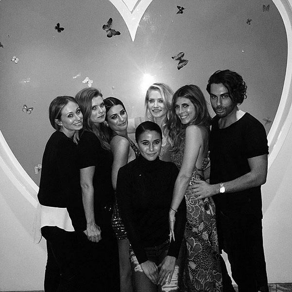 Lea Michele Parties with JoAnna Garcia Swisher After Matthew Paetz Split