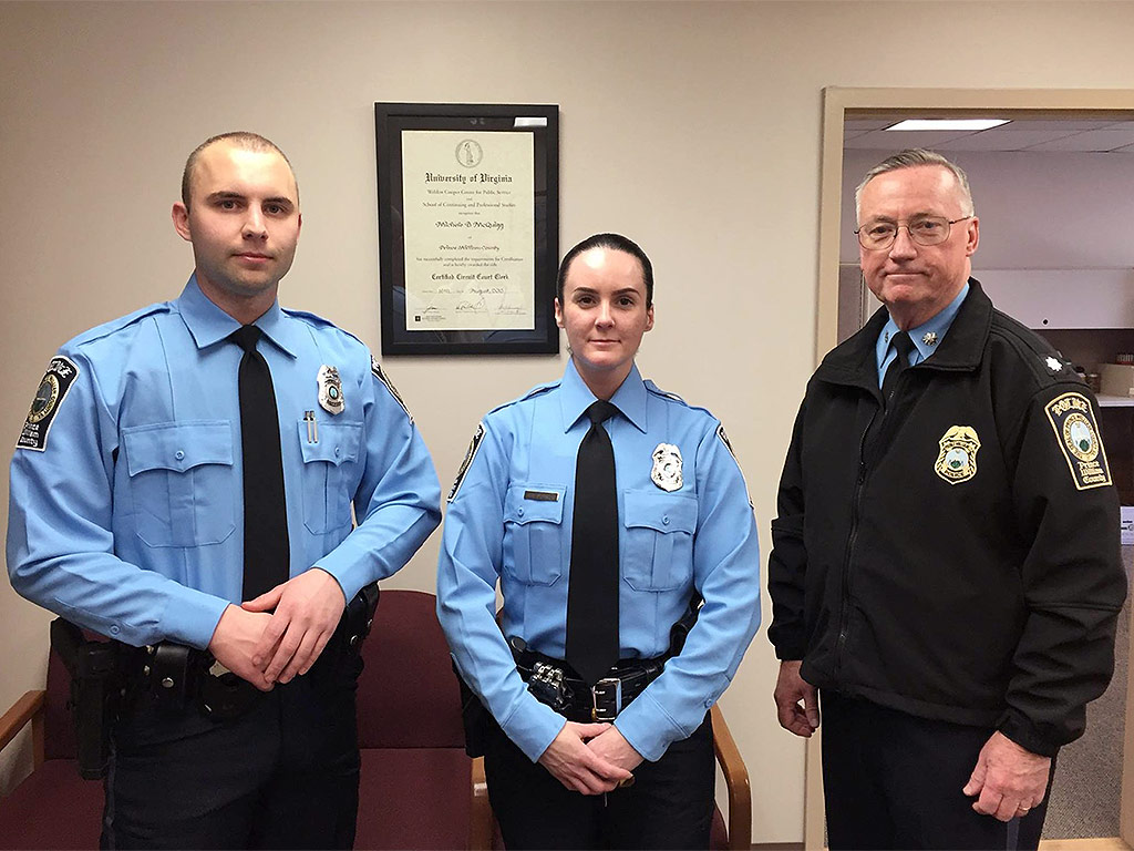 Virginia Police Officer Ashley Guindon Killed in Line of Duty During First Day