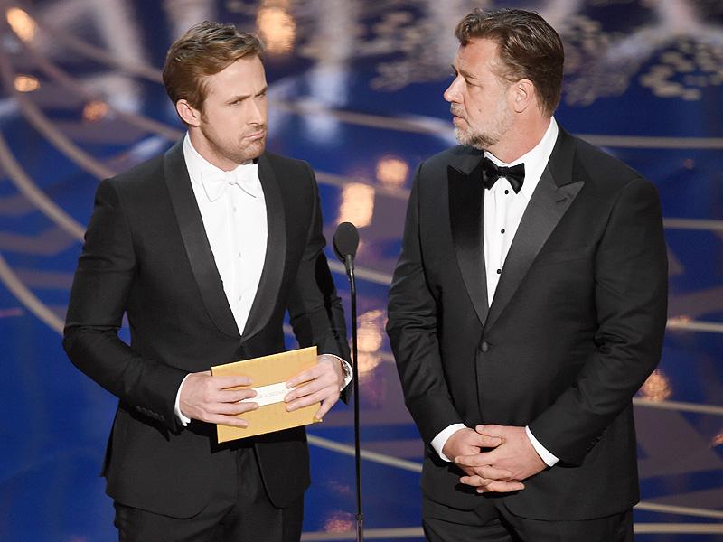 Oscars 2016: Academy Awards in GIFs