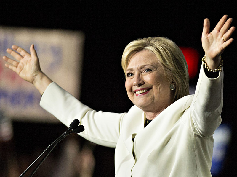 Hillary Clinton on Jennifer Lopez's Ain't Your Mama