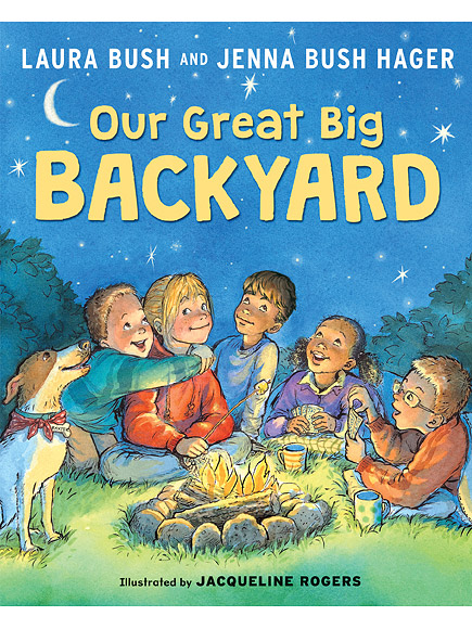 Jenna Bush Hager Writes Second Children's Book with Mom Laura Bush