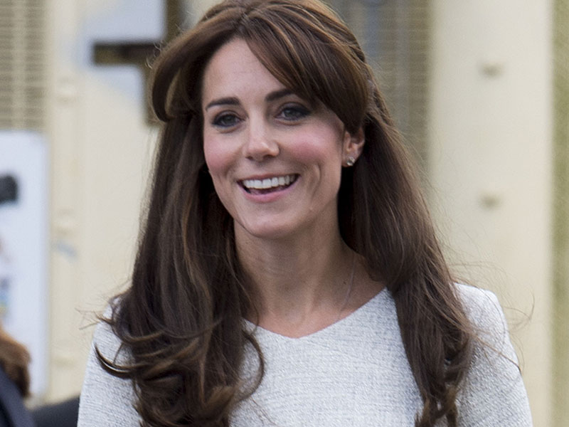 princess kate height