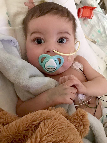 Lincoln Seay Gets New Heart After Going into Cardiac Arrest