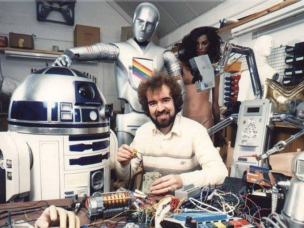 Tony Dyson, the Creator of Star Wars' R2-D2, Dies at 68