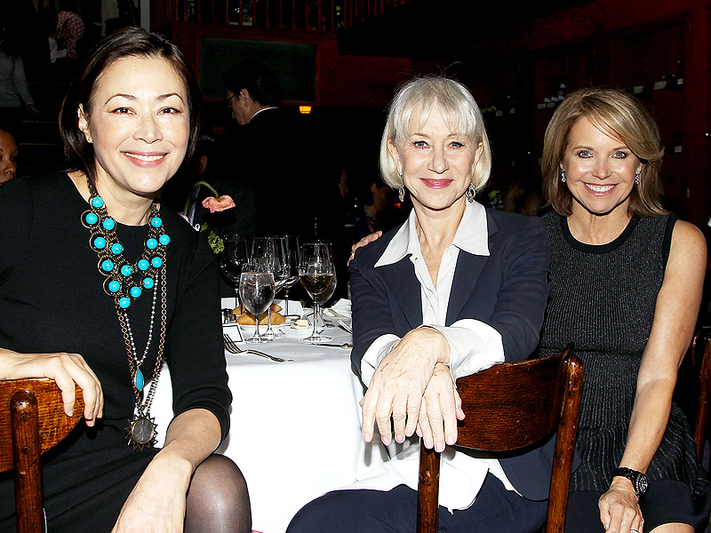 Ann Curry Makes Rare Today Show Reunion with Former Colleague Katie Couric