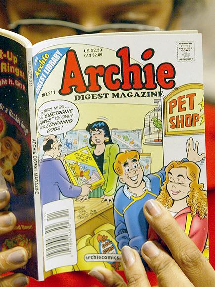 Archie Comics: Archie and Riverdale TV Series