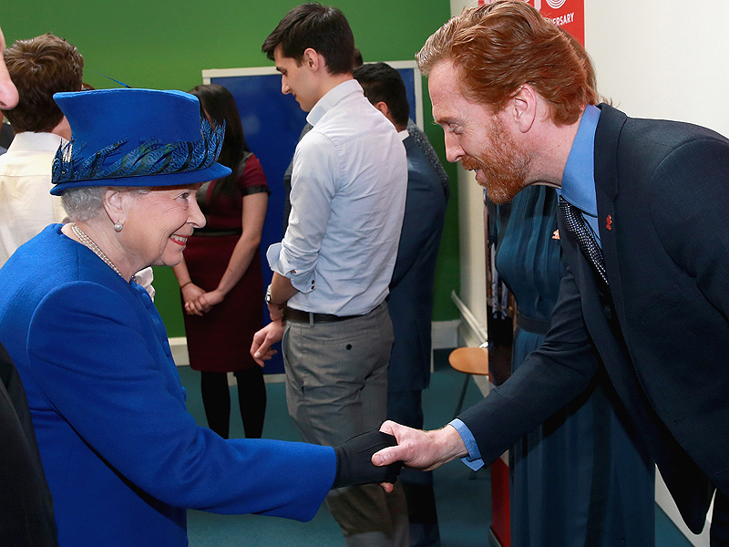 Damian Lewis Shares His Winning Horse-Betting Advice from Queen Elizabeth