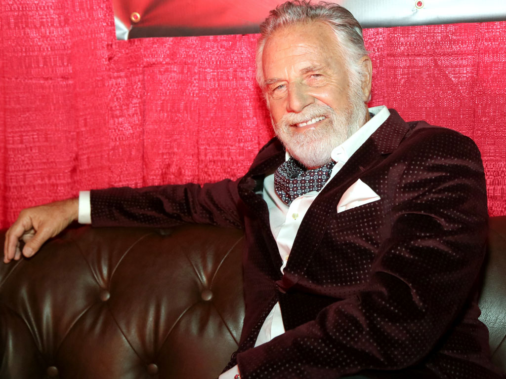 Most Interesting Man in the World: Jonathan Goldsmith Interview
