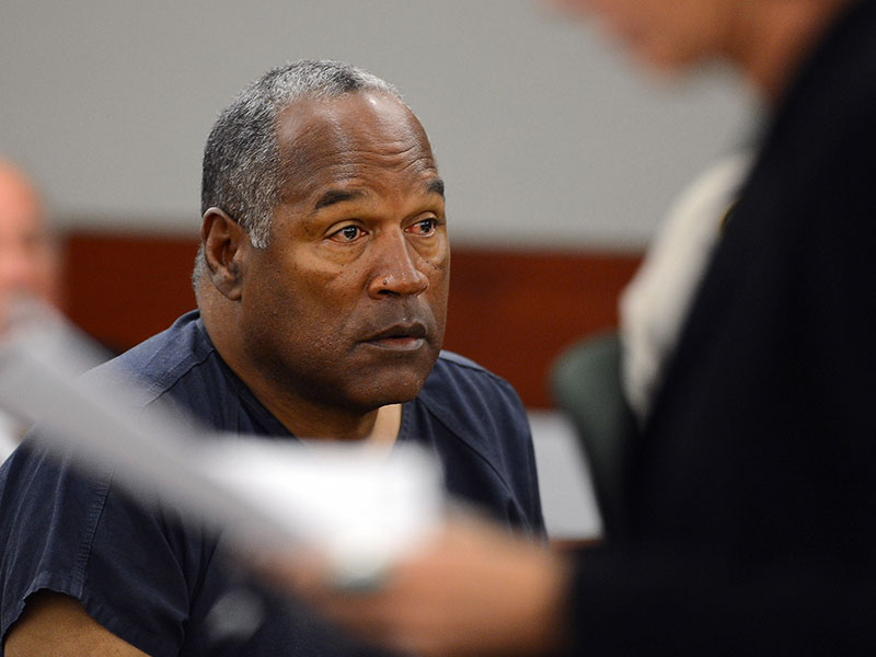 O.J. Simpson Knife: Former Manager Insists Simpson 'Isn't Losing Any Sleep'