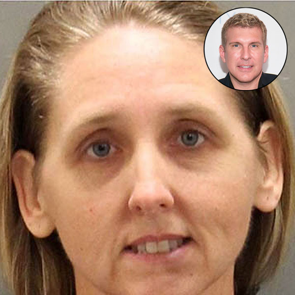 Reality Star Todd Chrisley's Sister-in-Law Arrested for Harassment