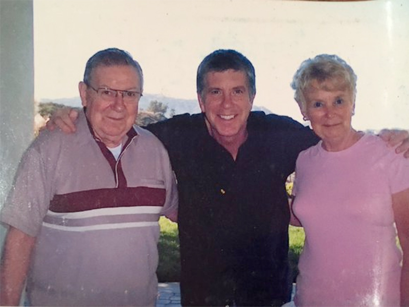 Tom Bergeron's Mom Dies Months After His Dad