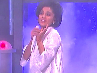Ariana Grande Adds Judy Garland to Her List of Spot on Impressions