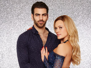 DWTS Partners Nyle DiMarco and Peta Murgatroyd Get Emotional Backstage About Their Final Dance
