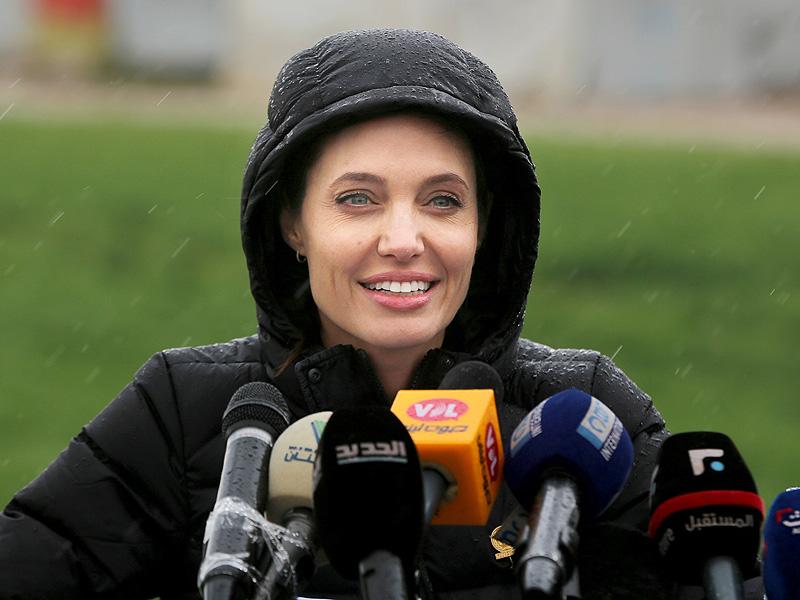 Angelina Jolie Pitt Addresses Refugee Crisis in New Lebanon Speech