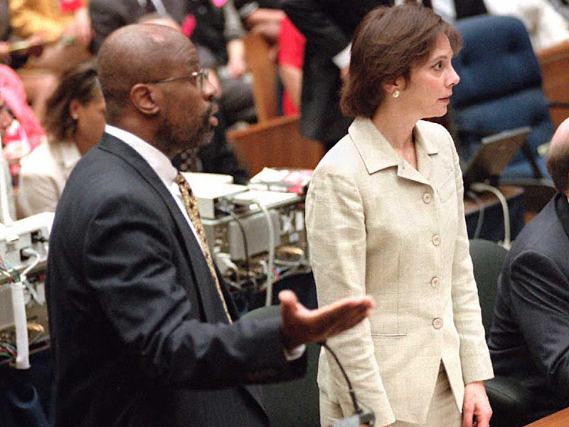 Christopher Darden on Fateful Decision to Have O.J. Simpson Try on the Bloody Gloves: 'There's More to the Story'