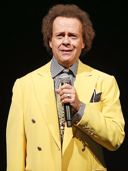Richard Simmons Says He Has Not Been 'Kidnapped'