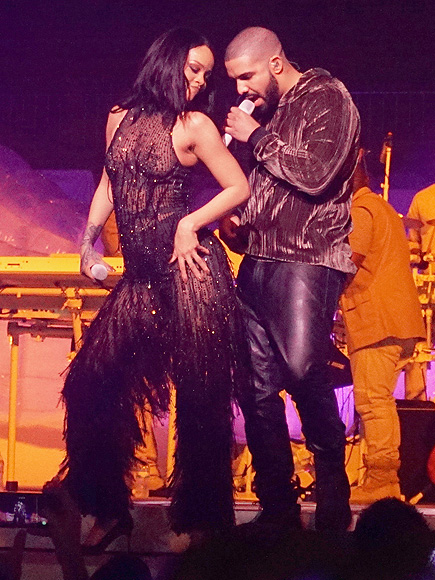 Drake and Rihanna Dating: Their Hottest Moments