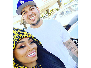 Blac Chyna Says She Posted Rob Kardashian's Phone Number on Twitter to Stop Him Texting Other Women