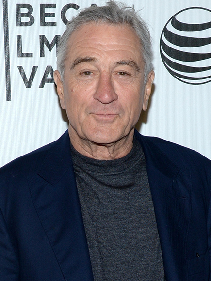 Robert De Niro Reveals His Son Has Autism
