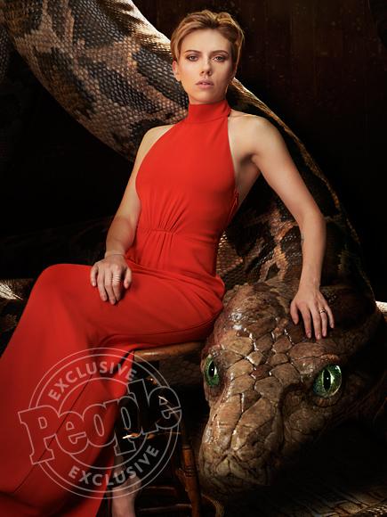 Jungle Book: Scarlett Johannson, Idris Elba & More in Disney Live-Action Movie