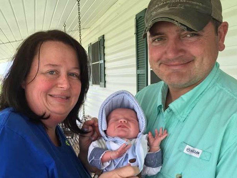 Couple Welcomes 'Miracle' Baby 20 Years After Infertility