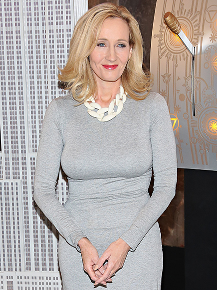 J.K. Rowling's Chair Sells for Nearly $400,000 at Auction